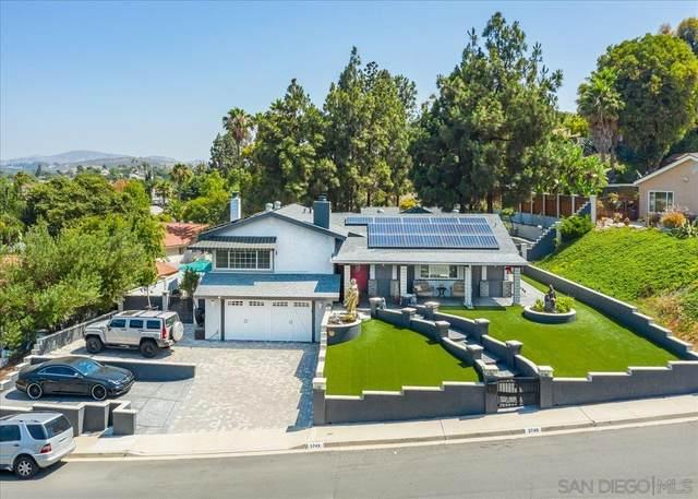 3749 Bonita Glen Ter, Bonita, CA 91902 (#210024684) :: Neuman & Neuman Real Estate Inc.