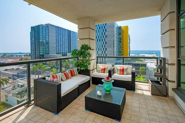 1199 Pacific Hwy #805, San Diego, CA 92101 (#210024693) :: Neuman & Neuman Real Estate Inc.