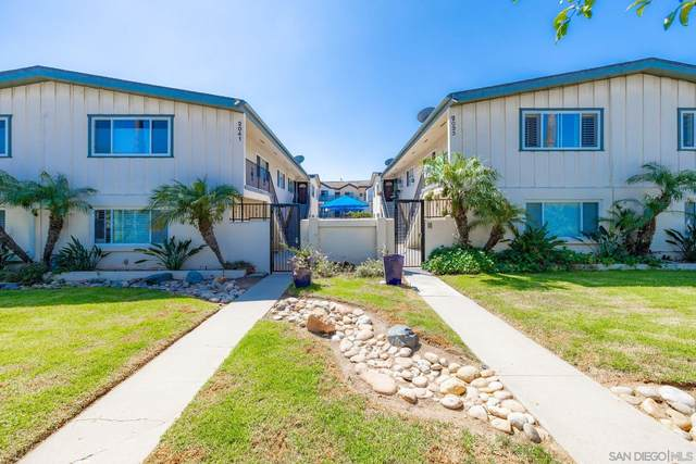 2045 Oliver Ave, San Diego, CA 92109 (#210024701) :: The Stein Group