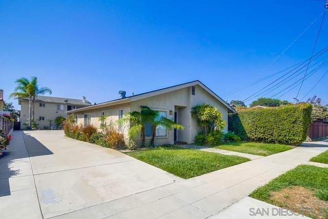 1011-1015 Bush Street, San Diego, CA 92103 (#210024704) :: Neuman & Neuman Real Estate Inc.