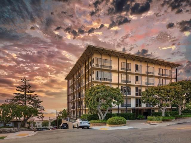 800 Prospect Street 4A, La Jolla, CA 92037 (#210024715) :: The Stein Group