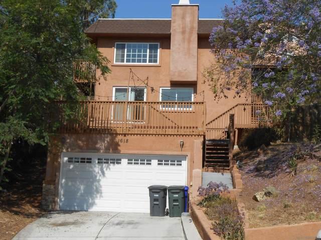 1618 San Miguel, Spring Valley, CA 91977 (#210024723) :: Windermere Homes & Estates