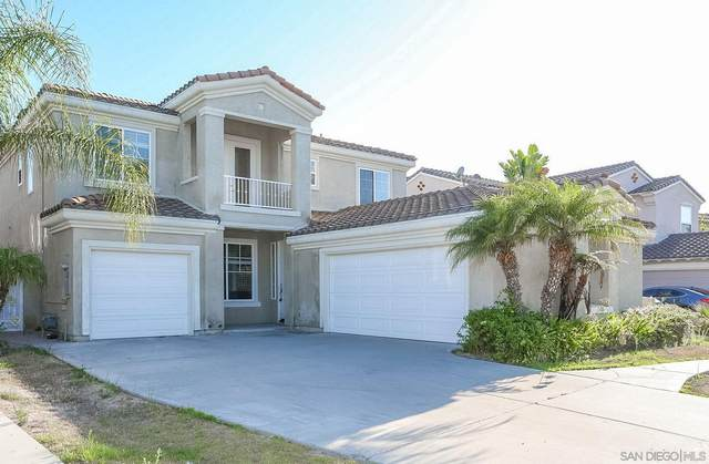 1058 E J St, Chula Vista, CA 91910 (#210024732) :: Neuman & Neuman Real Estate Inc.