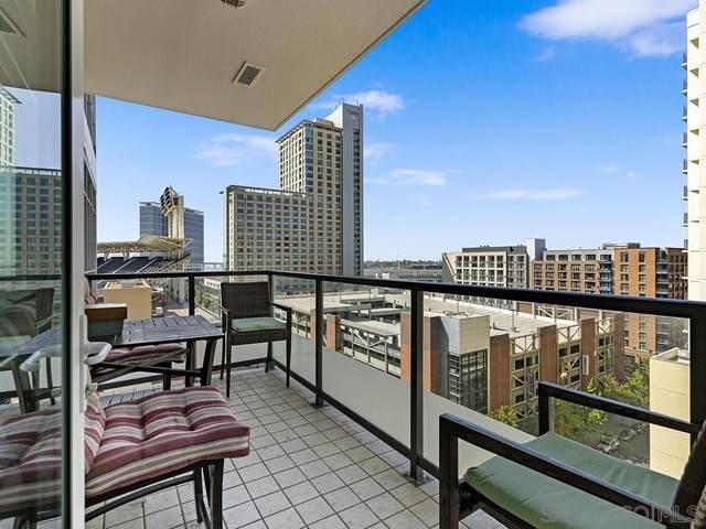 325 7th Ave #1006, San Diego, CA 92101 (#210024752) :: Neuman & Neuman Real Estate Inc.