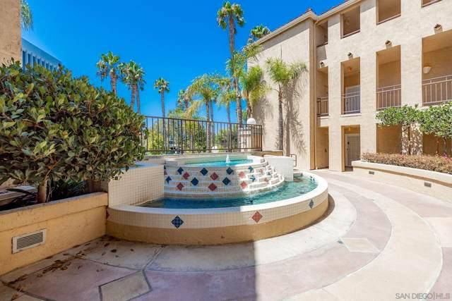 510 Camino De La Reina #132, San Diego, CA 92108 (#210024754) :: Neuman & Neuman Real Estate Inc.