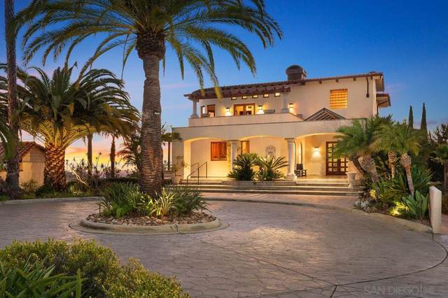 1620 Mission Cliff Drive, San Diego, CA 92116 (#210024842) :: The Stein Group