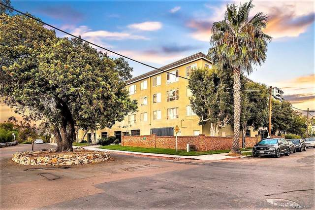 2825 3Rd Ave #407, San Diego, CA 92103 (#210024847) :: Solis Team Real Estate