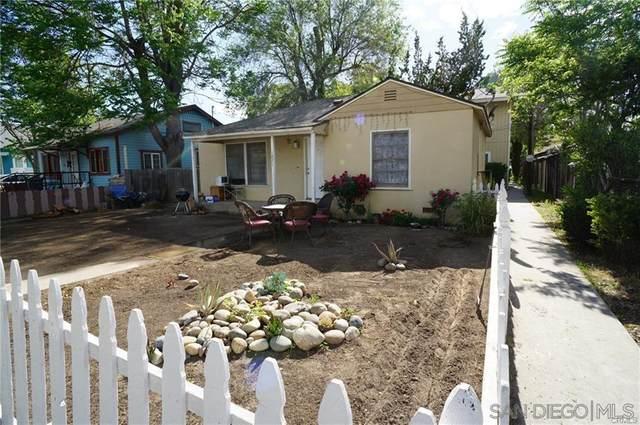 1821 Park St, Paso Robles, CA 93446 (#210024879) :: Neuman & Neuman Real Estate Inc.