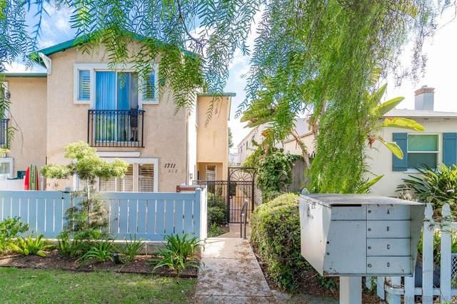 1711 Hornblend St D, San Diego, CA 92109 (#210024894) :: The Stein Group