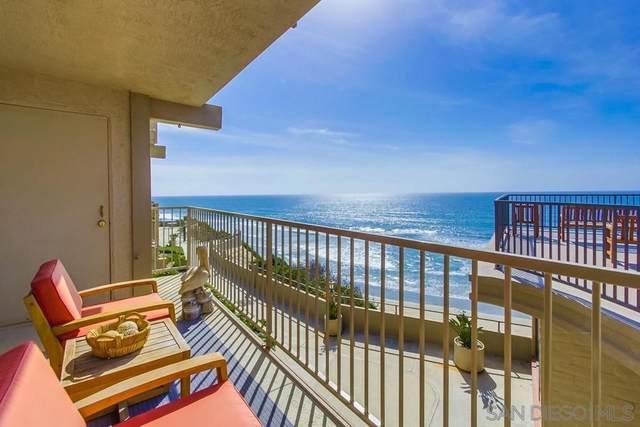 805 Beachfront Dr B, Solana Beach, CA 92075 (#210024944) :: Neuman & Neuman Real Estate Inc.