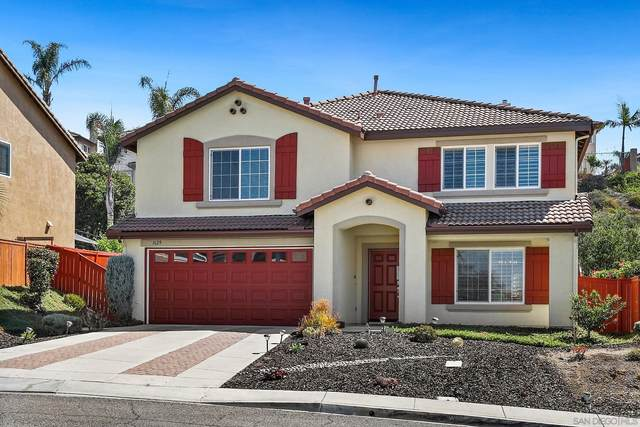 1629 Pegasus Way, San Marcos, CA 92069 (#210024956) :: Neuman & Neuman Real Estate Inc.