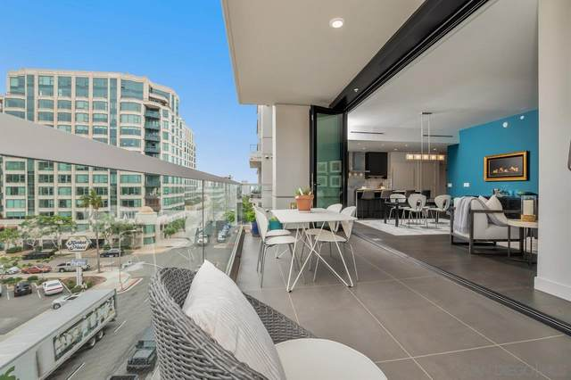 2604 5th Ave #501, San Diego, CA 92103 (#210024992) :: Solis Team Real Estate