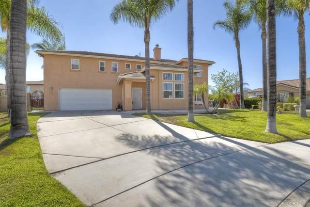 2414 Glen Meadow Ln, Escondido, CA 92027 (#210025047) :: Neuman & Neuman Real Estate Inc.