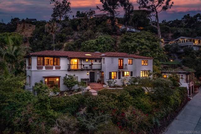 408 La Crescentia Dr., San Diego, CA 92106 (#210025049) :: Neuman & Neuman Real Estate Inc.