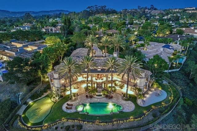 7756 Saint Andrews Road, Rancho Santa Fe, CA 92067 (#210025064) :: Windermere Homes & Estates