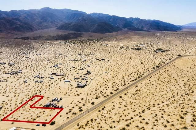 8 Th St 2-5, Ocotillo Wells, CA 92004 (#210025072) :: Solis Team Real Estate