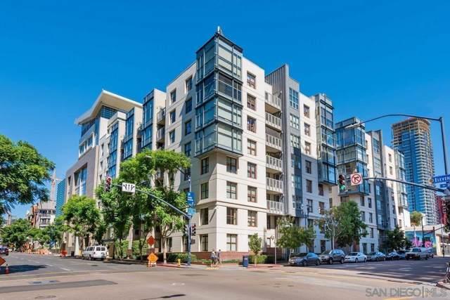 1150 J St #704, San Diego, CA 92101 (#210025172) :: Neuman & Neuman Real Estate Inc.