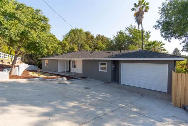 9365 Carmichael Dr, La Mesa, CA 91941 (#210025198) :: Neuman & Neuman Real Estate Inc.