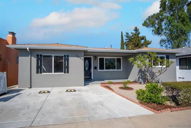 5460 Gilbert Dr, San Diego, CA 92115 (#210025202) :: Neuman & Neuman Real Estate Inc.
