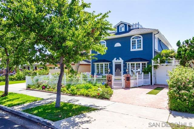 441 A Avenue, Coronado, CA 92118 (#210025265) :: The Stein Group