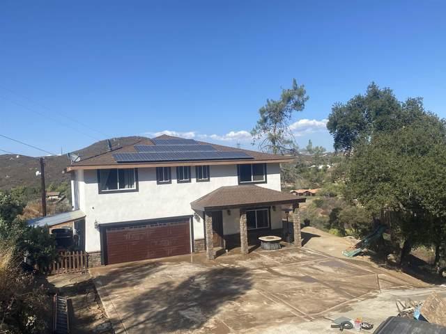20591 Sycamore Springs Rd, Jamul, CA 91935 (#210025315) :: Neuman & Neuman Real Estate Inc.