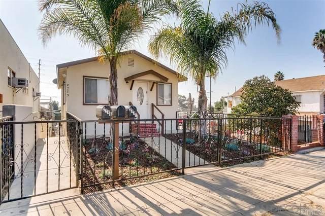 2771 Logan, San Diego, CA 92113 (#210025345) :: Neuman & Neuman Real Estate Inc.
