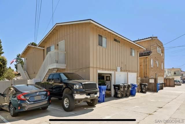 1820 Diamond B, Pacific Beach, CA 92109 (#210025385) :: SunLux Real Estate