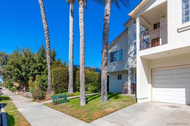3959 8Th Ave #6, San Diego, CA 92103 (#210025388) :: Carrie Filla & Associates