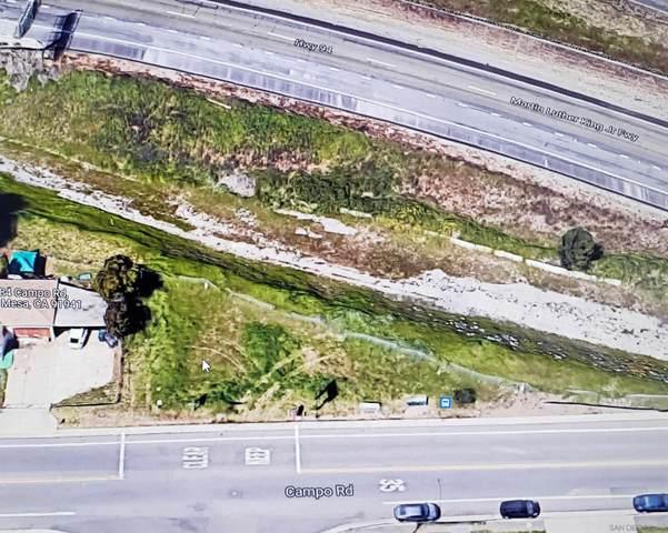 Campo Road #10, La Mesa, CA 91941 (#210025484) :: Neuman & Neuman Real Estate Inc.