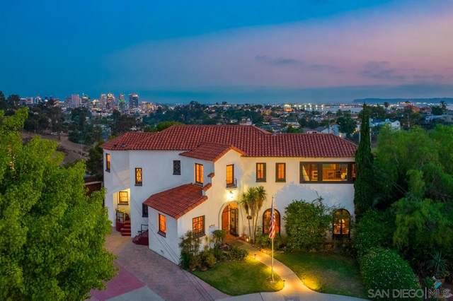 3510 Dove Ct, San Diego, CA 92103 (#210025493) :: Neuman & Neuman Real Estate Inc.