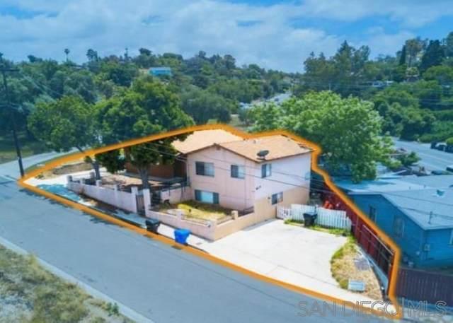 550-54 Ritchey St, San Diego, CA 92114 (#210025498) :: Solis Team Real Estate