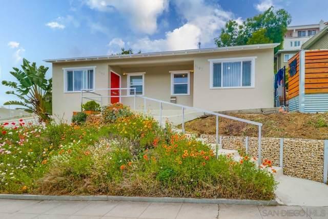 1167-1169 20Th St, San Diego, CA 92102 (#210025509) :: Carrie Filla & Associates