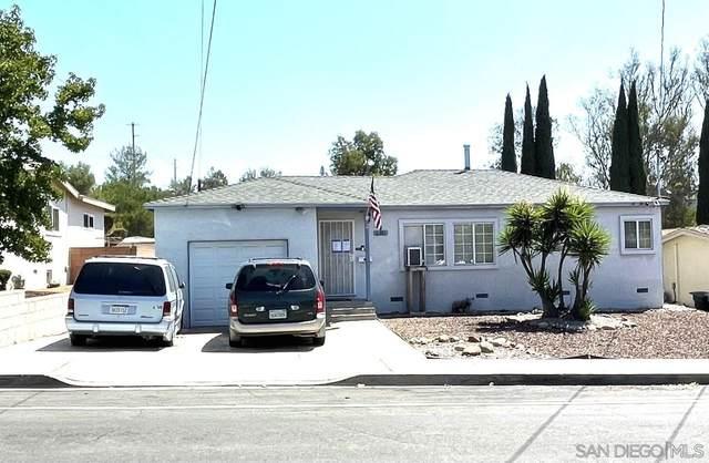 6381 Severin Dr, La Mesa, CA 91942 (#210025541) :: Neuman & Neuman Real Estate Inc.
