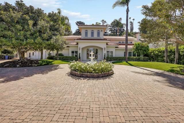 4540 Los Pinos, Rancho Santa Fe, CA 92067 (#210025557) :: Neuman & Neuman Real Estate Inc.