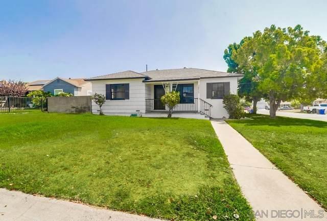3855 Capitol St, La Mesa, CA 91941 (#210025586) :: Neuman & Neuman Real Estate Inc.