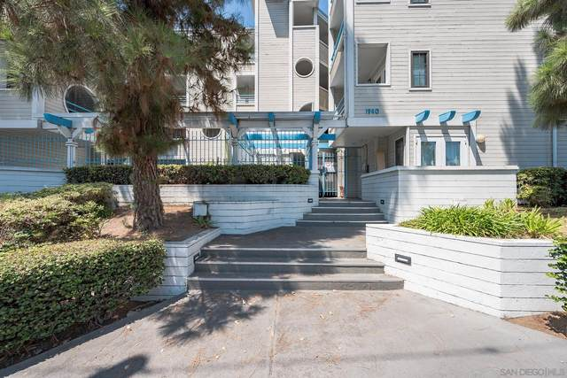 1940 3rd Ave #207, San Diego, CA 92101 (#210025632) :: Solis Team Real Estate