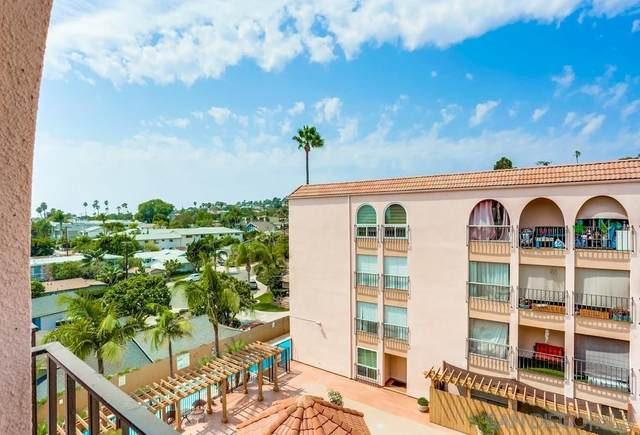 4730 Noyes St #407, San Diego, CA 92109 (#210025643) :: Neuman & Neuman Real Estate Inc.