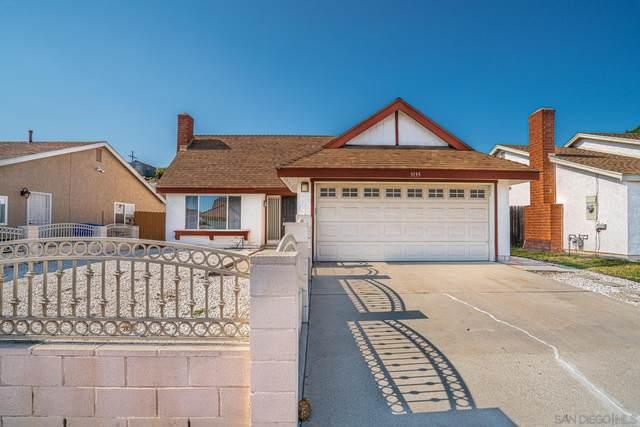 3135 Manos Dr, San Diego, CA 92139 (#210025646) :: Neuman & Neuman Real Estate Inc.
