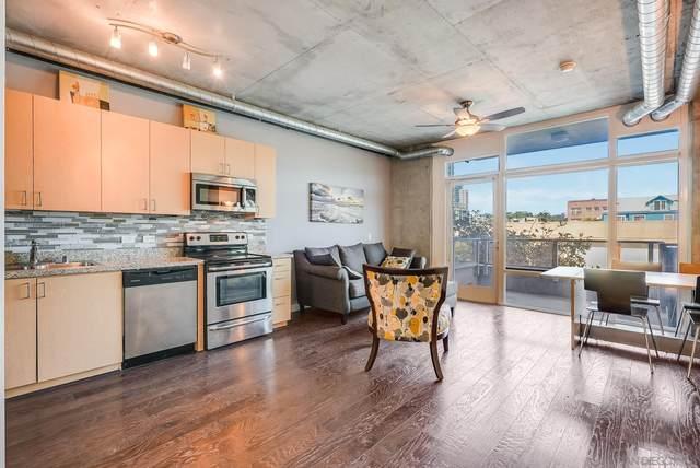 1080 Park Blvd #204, San Diego, CA 92101 (#210025660) :: Windermere Homes & Estates