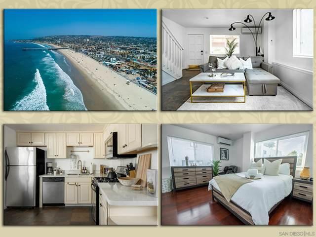1964 Missouri St #4, San Diego, CA 92109 (#210025677) :: Solis Team Real Estate