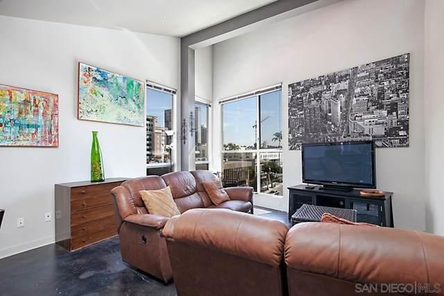 777 6Th Ave #427, San Diego, CA 92101 (#210025695) :: Neuman & Neuman Real Estate Inc.