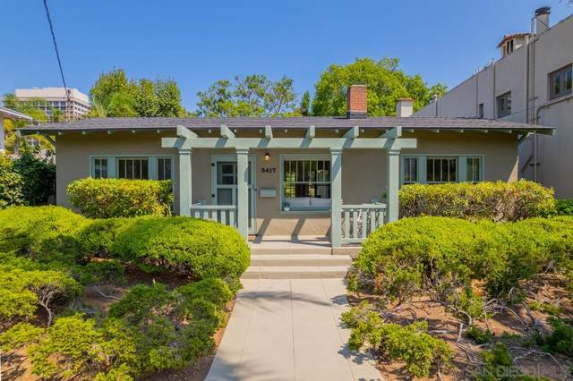 3417 Albatross St, San Diego, CA 92103 (#210025703) :: Solis Team Real Estate