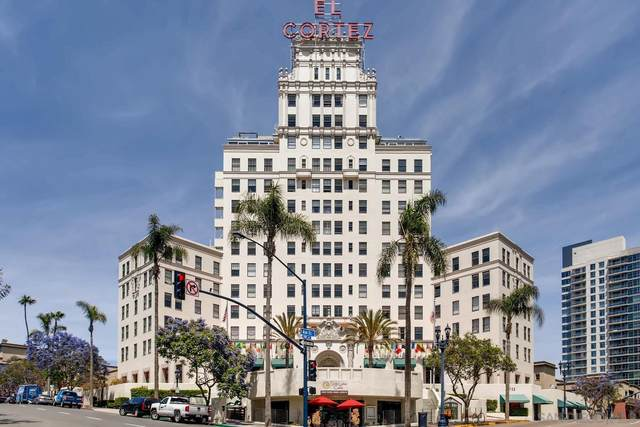 702 Ash St #301, San Diego, CA 92101 (#210025733) :: Neuman & Neuman Real Estate Inc.