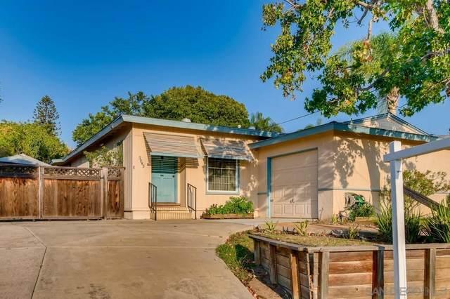 5845 Clay Avenue, La Mesa, CA 91942 (#210025735) :: Neuman & Neuman Real Estate Inc.