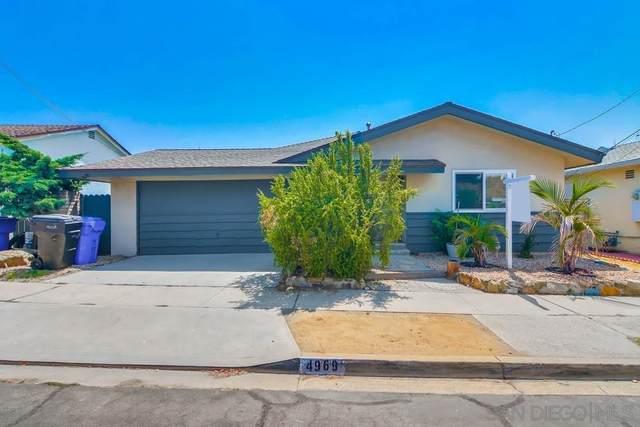 4969 Elsa Rd, San Diego, CA 92120 (#210025736) :: Windermere Homes & Estates