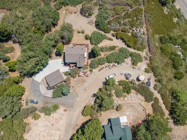 21797 Crestline Rd, Palomar Mountain, CA 92060 (#210025740) :: Solis Team Real Estate