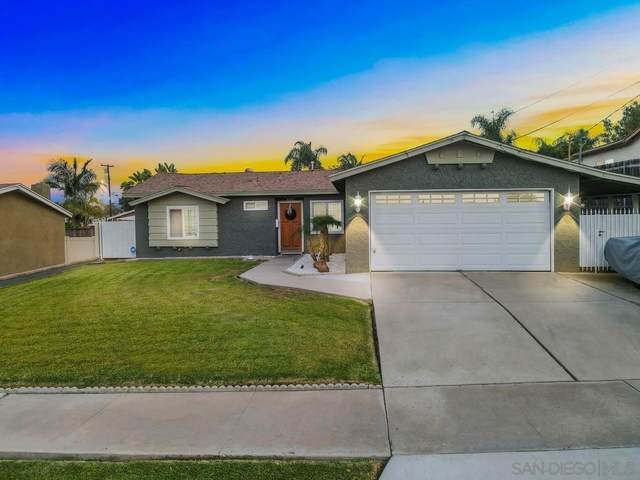 8851 Jaylee Ave, Spring Valley, CA 91977 (#210025769) :: Neuman & Neuman Real Estate Inc.