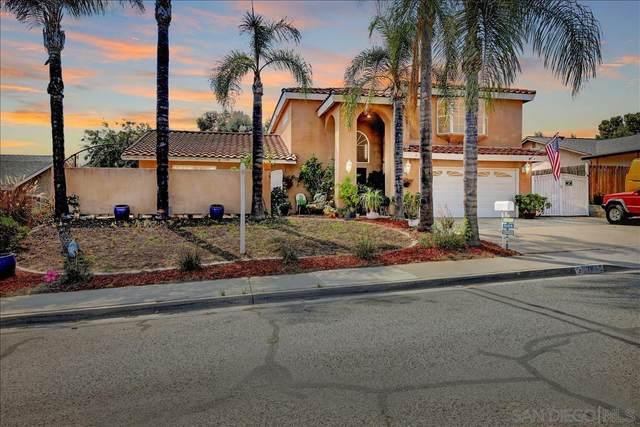 784 Butterfield Lane, San Marcos, CA 92069 (#210025785) :: Neuman & Neuman Real Estate Inc.