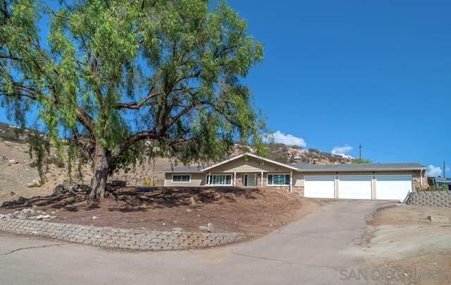 2064 Forester Creek Rd, El Cajon, CA 92021 (#210025792) :: The Todd Team Realtors