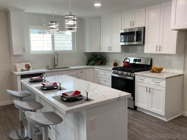 8060 Stadler St, La Mesa, CA 91942 (#210025795) :: Neuman & Neuman Real Estate Inc.